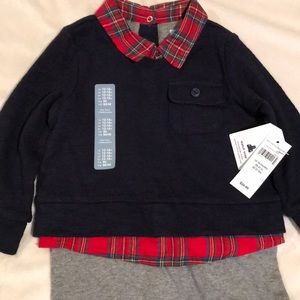 Baby gap 12-18 months one piece outfit